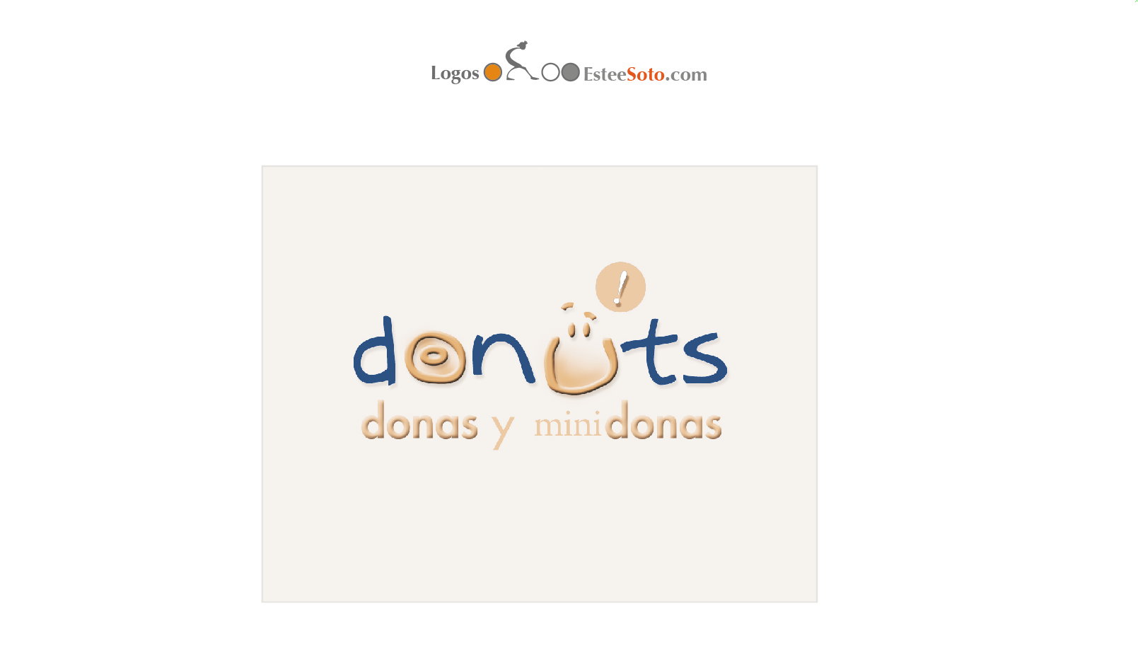 Donuts and Mini Donuts