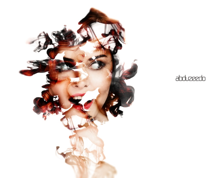 Dispersion effect with photoshop cs6/cc | photoshop tutorials.