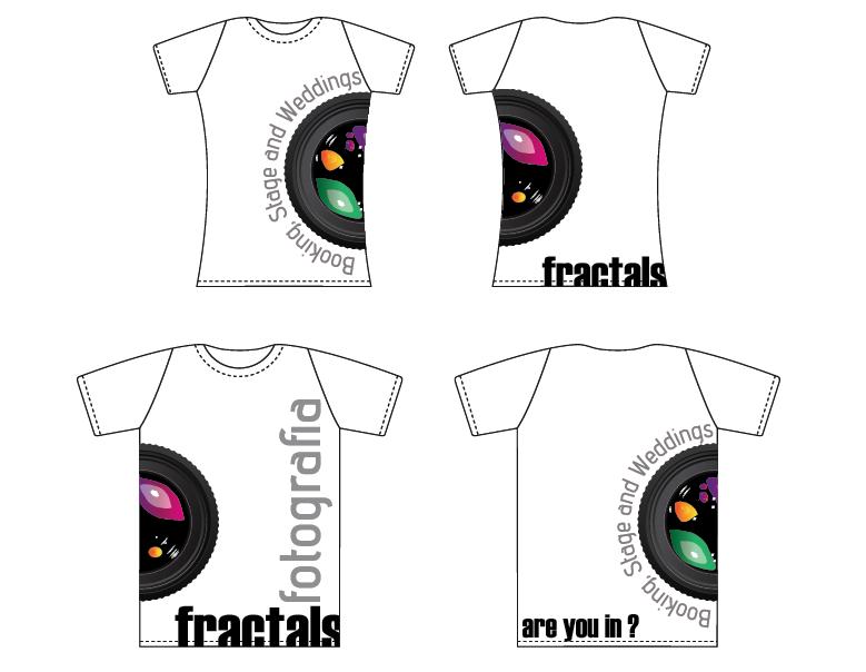 Fractals Tees