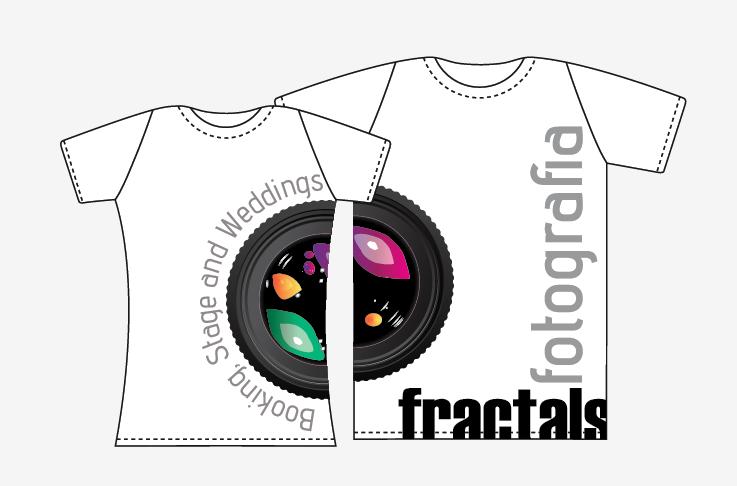 concepto Tees Fractals