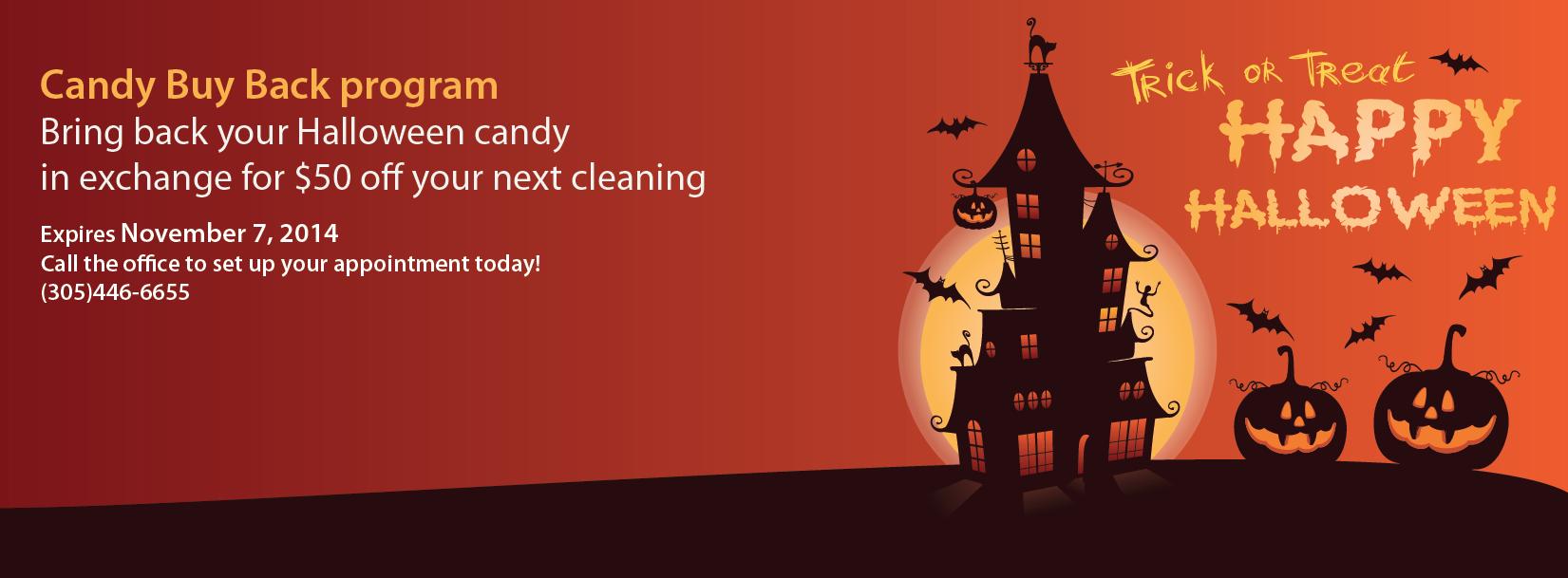 BuyBack Halloween
