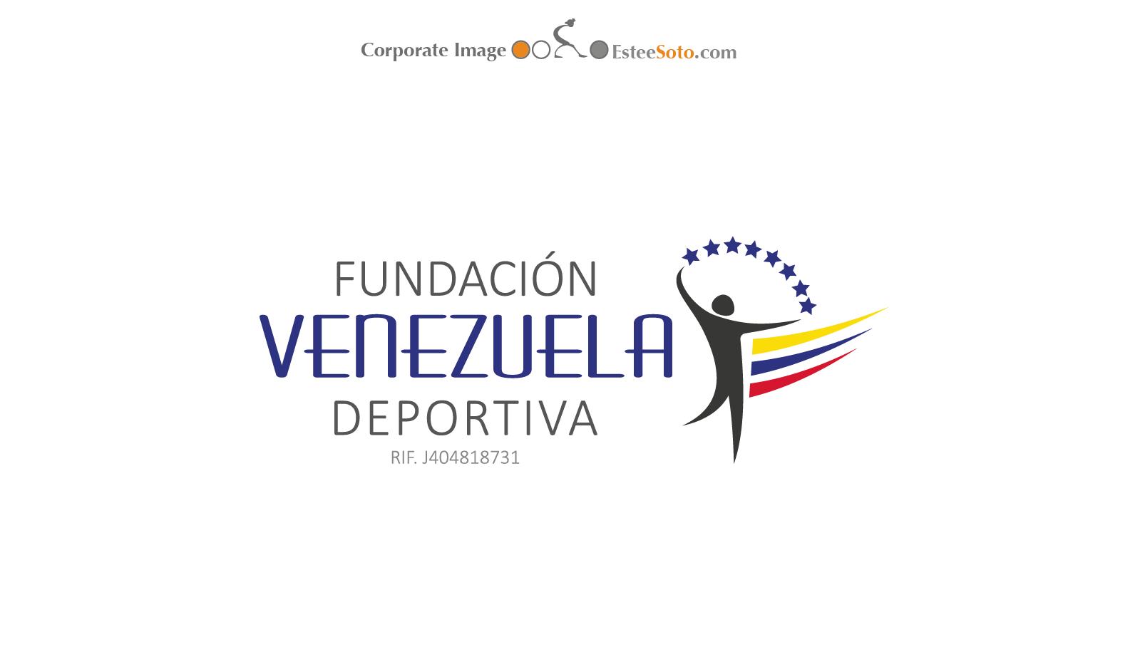 Corporate Image Fundación Vzla. Deportiva
