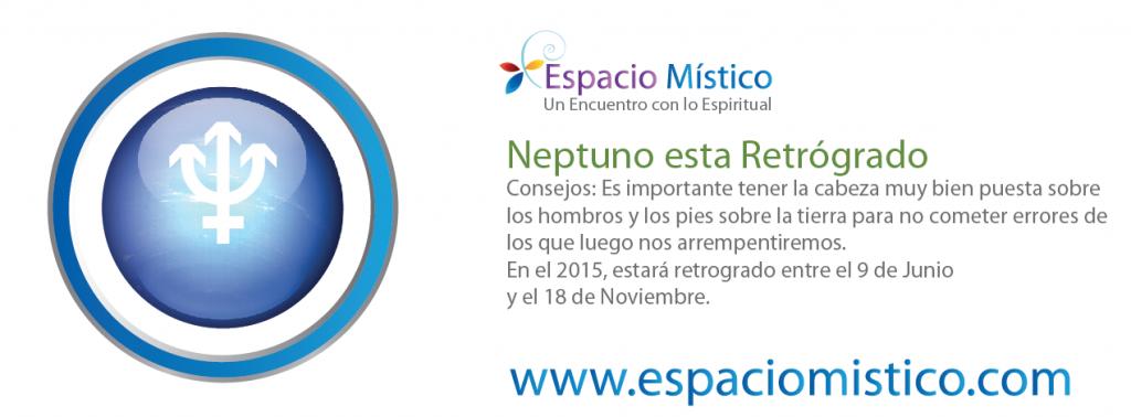 EM Neptuno Retrogrado